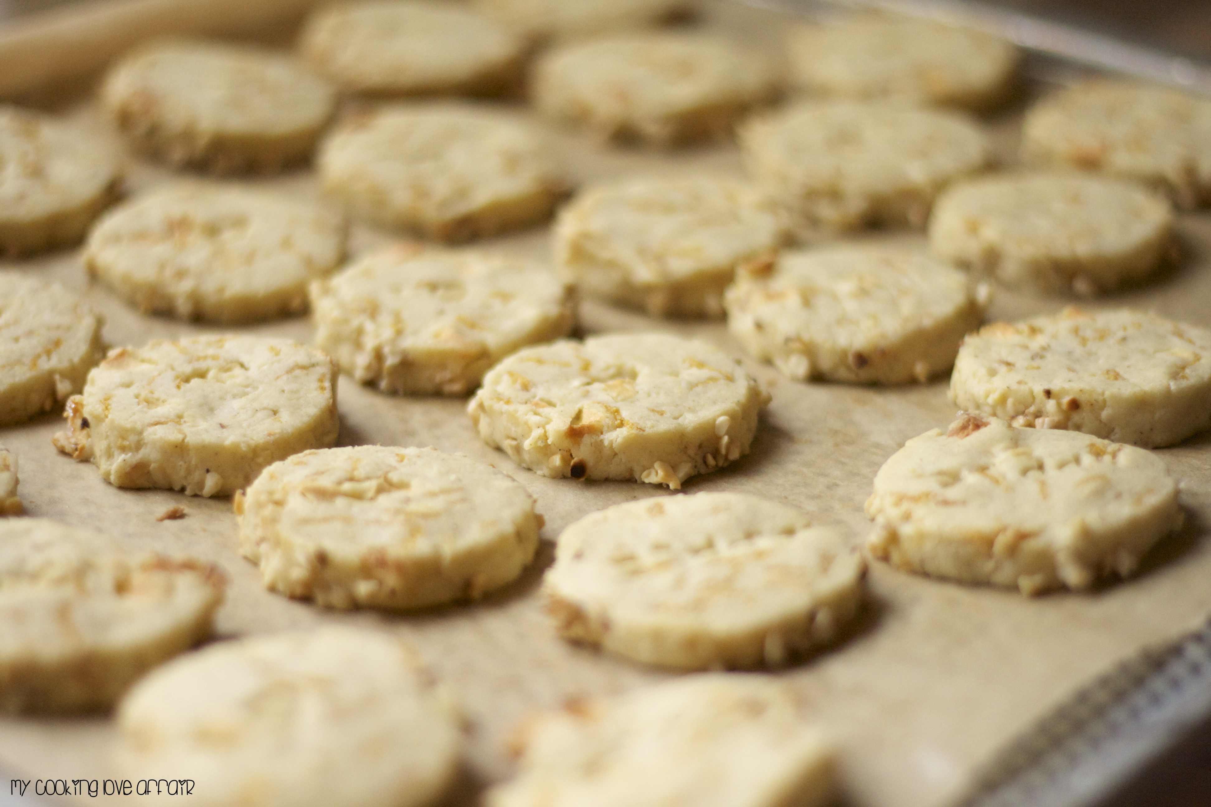 Apfelstrudel Cookies