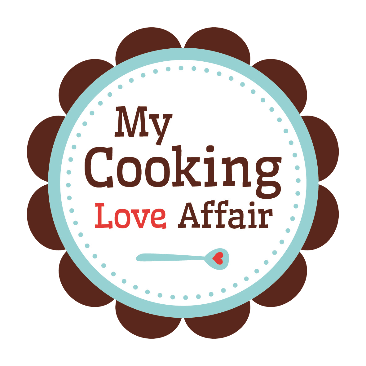 my cooking love affair LOGO