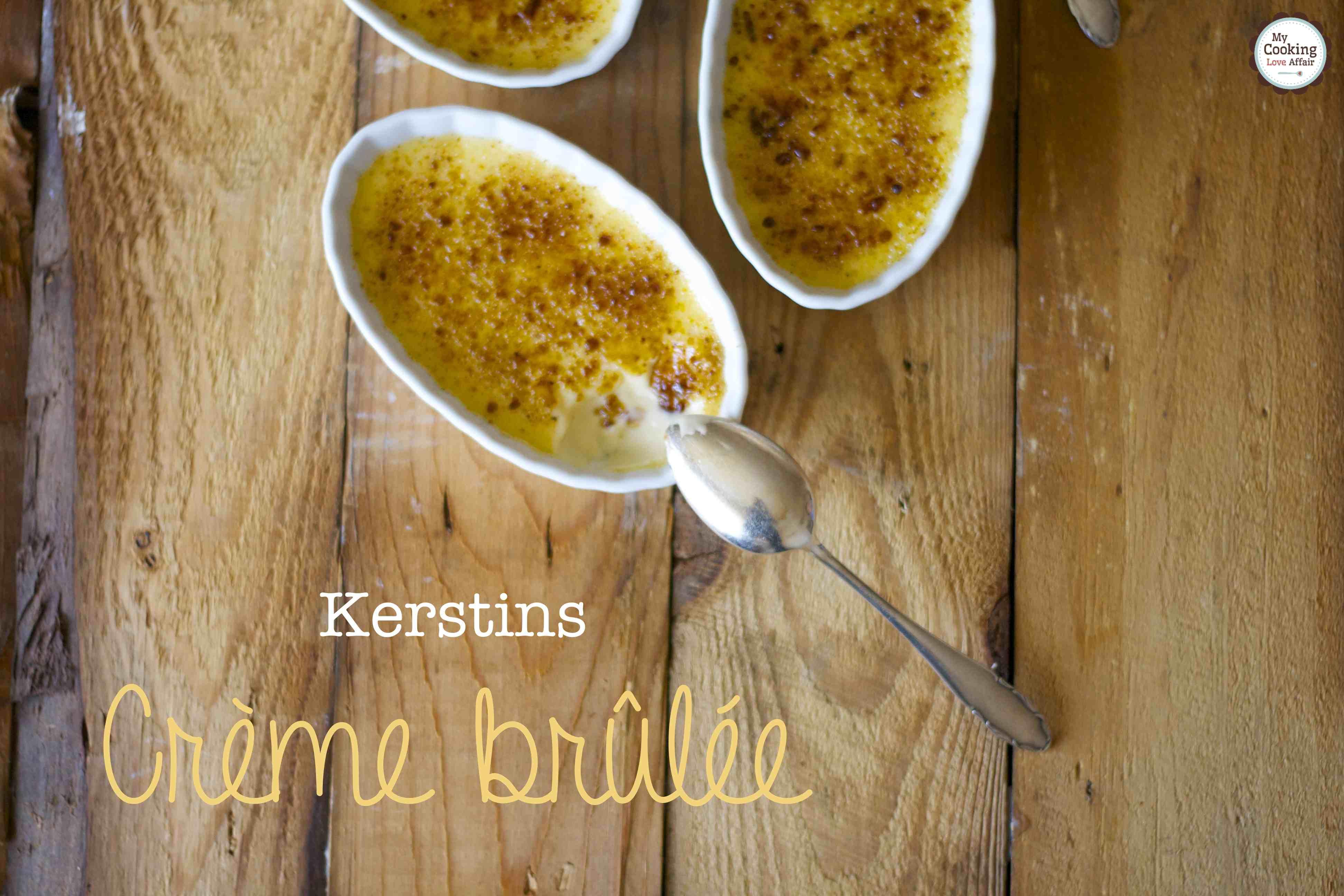 meine Crème Brûlée - absolut gelingsicher