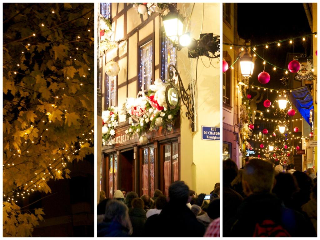 Christkindelsmarik: der älteste Weihnachtsmarkt Frankreichs in Strasbourg