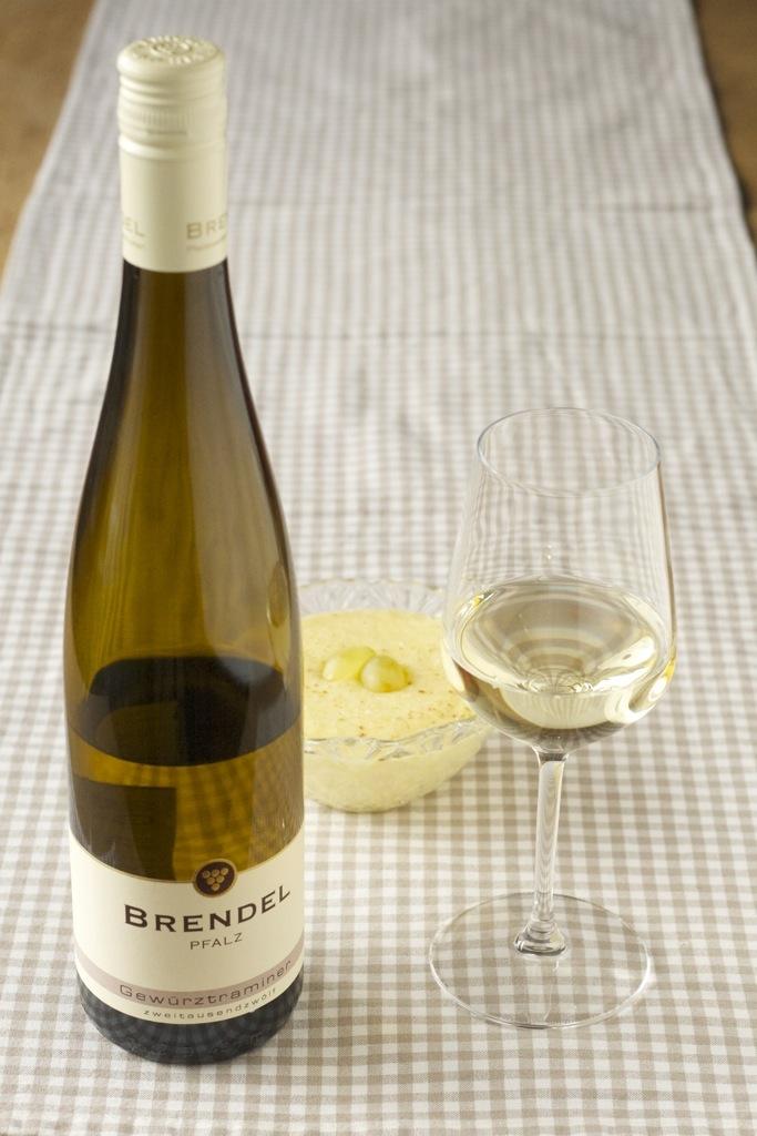 Wein(seligkeiten) Pfalz - Weingut Brendel - Gewürztraminer