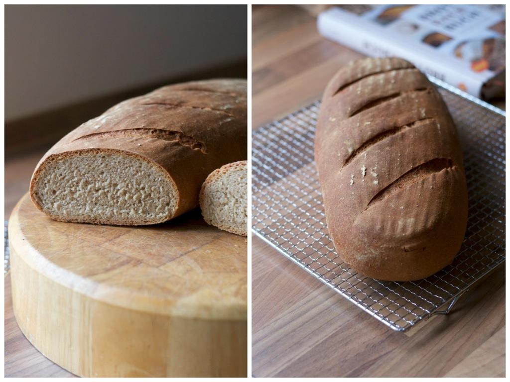 Landbrot - Das BrotBackBuch