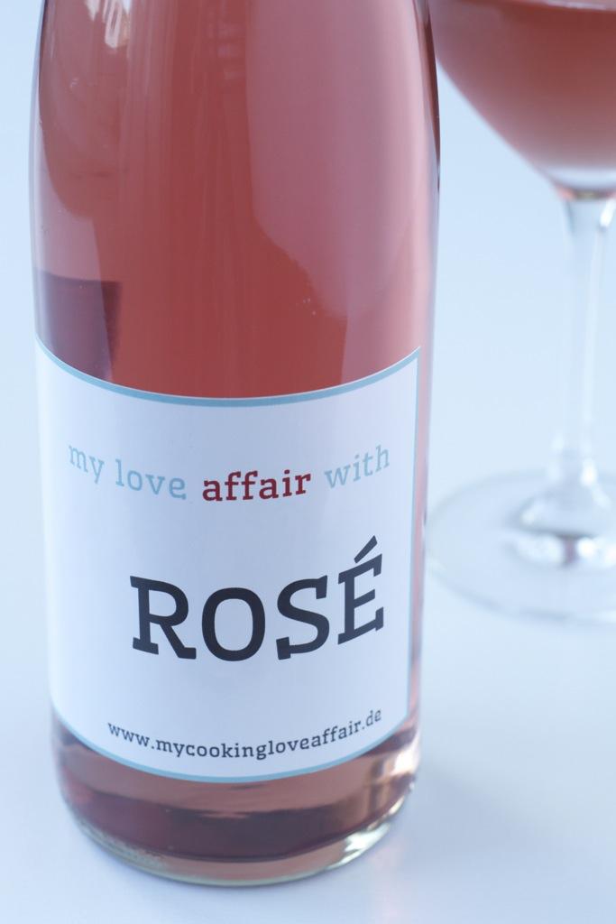 my affair with... ROSÈ