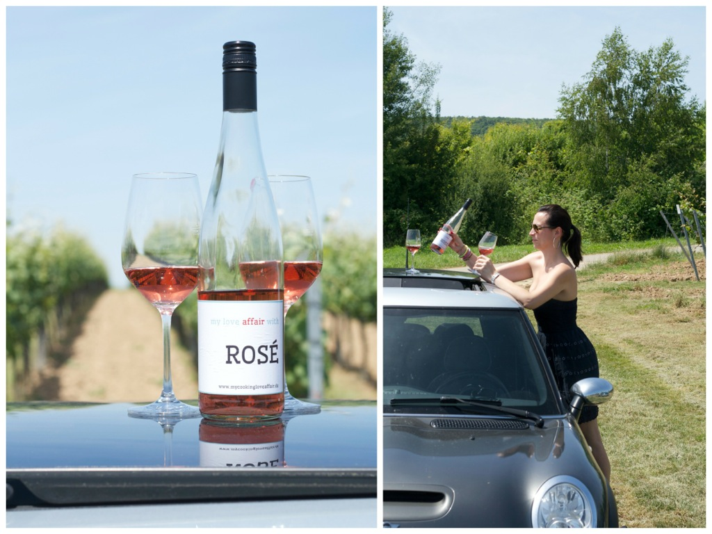 my love affair with... ROSÈ