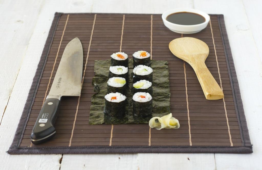 Sushi - mach ich mir jetzt selbst!