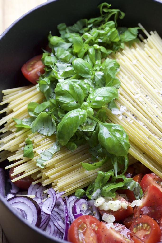 One-Pot-Pasta, eine Erkenntnis
