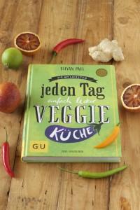Die am liebsten jeden Tag einfach lecker Veggie Küche