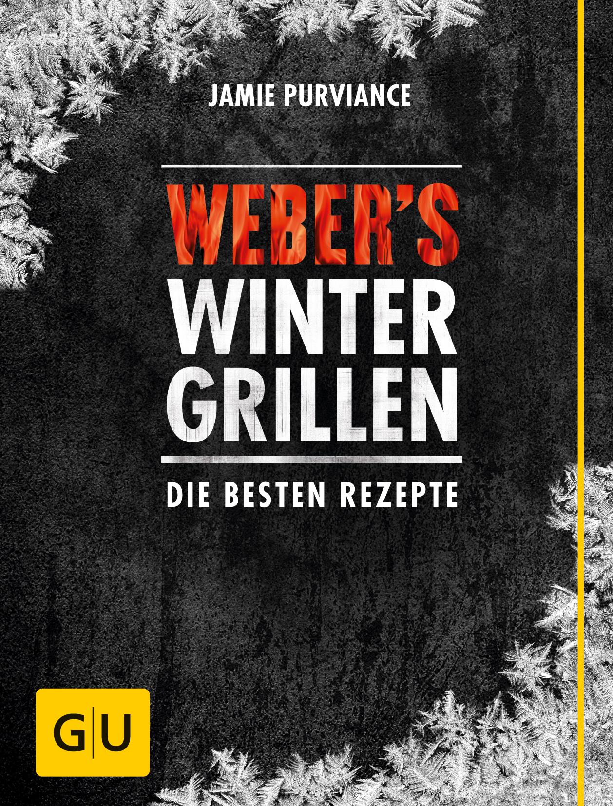 Weber's Wintergrillen Jamie Purviance