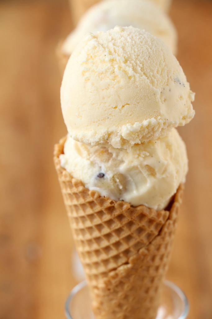 Peanut Butter Cookie Dough Ice Cream