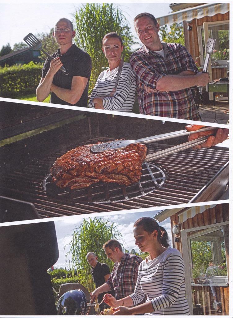 Weber Grill, Katalog, Highfoodality, Chefhansen