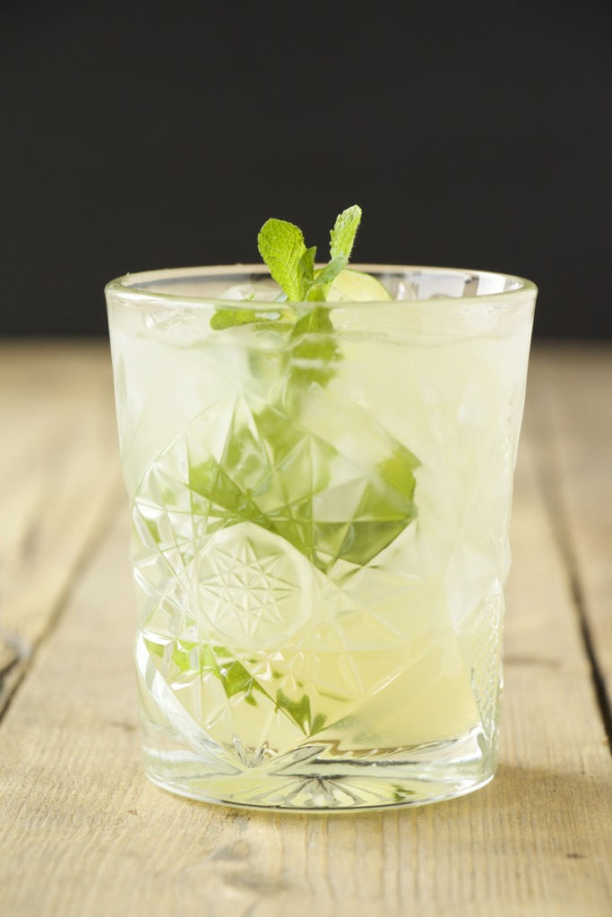 Mojito mit Tanqueray Gin