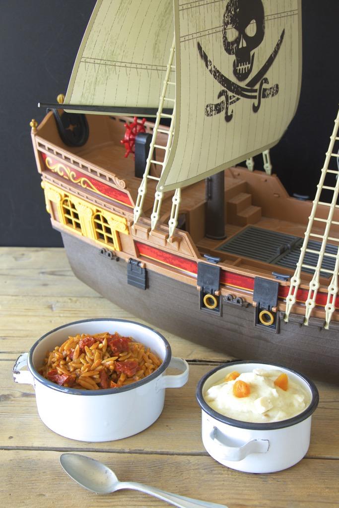 Buchlieblinge des Monats meets Foodies for Sailors