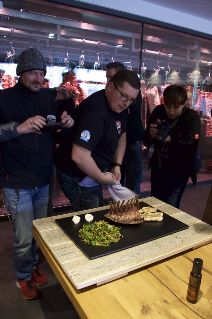 Unterwegs in Hessen - Steaksprechstunde bei Der Ludwig