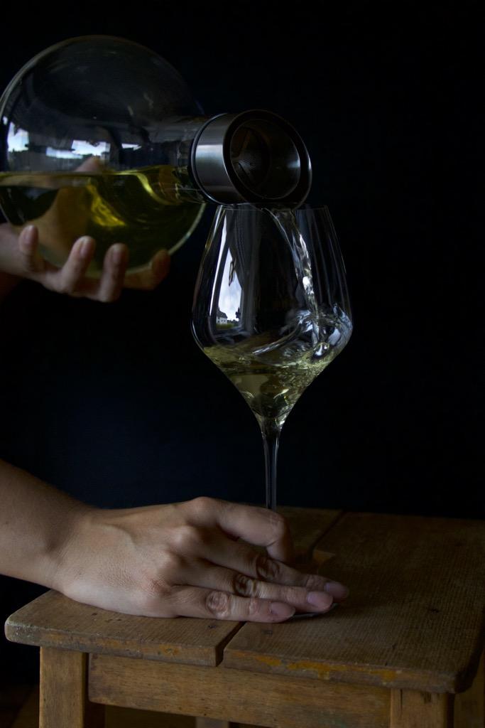 Wein dekantieren, ja oder nein?