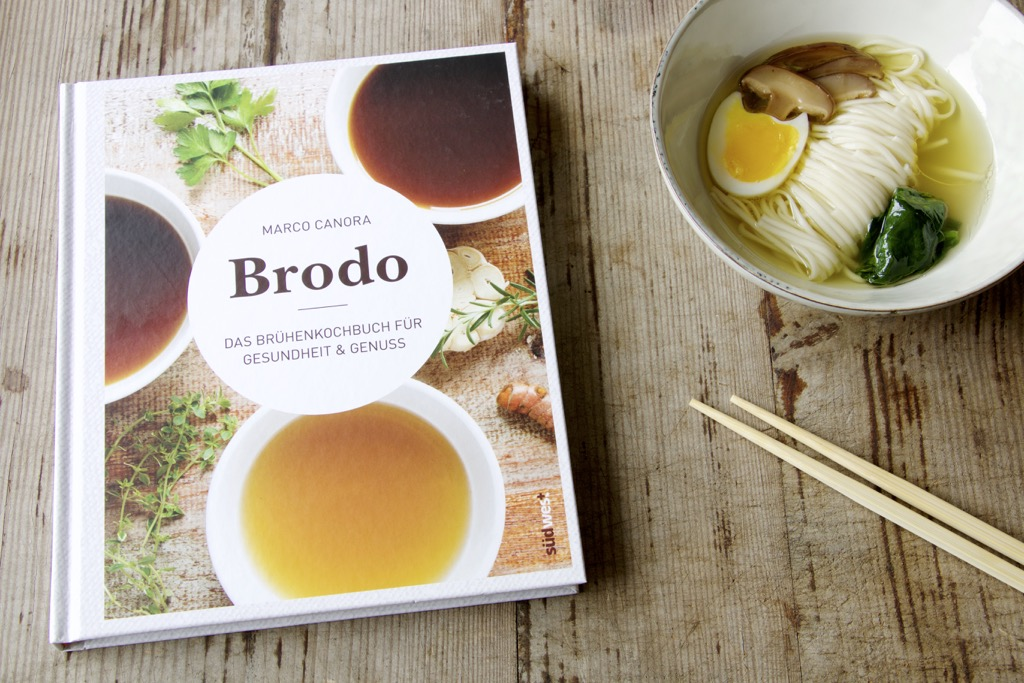 Broth – Brühe – Brodo