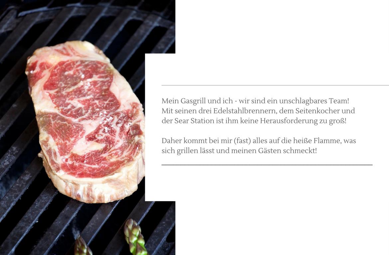 Rezepte Für Gasgrill Mit Deckel : Rezepte für den grill und smoker cookingaffair