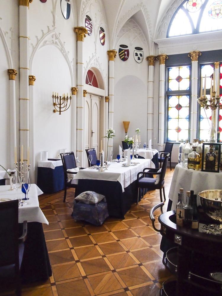 Fischmanufaktur Müritz Restaurant Burg Schlitz
