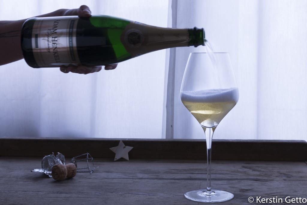 Henkell-Vanille-Jakobsmuscheln-Chardonnay-Schaum-Yuzugel-Erbsen-Limetten-Panko-2