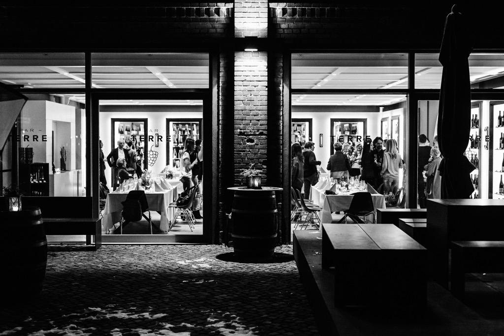 bei-Nacht-Par Terre-Supperclub-Landau