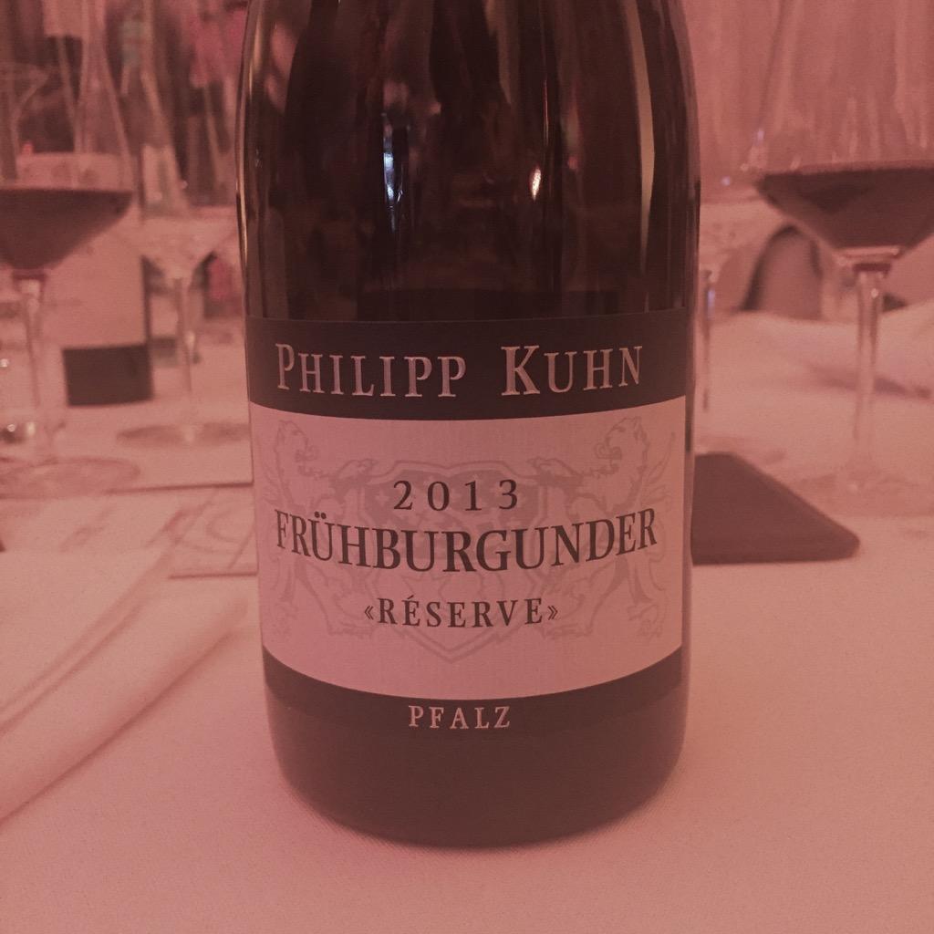 Weingut-Philipp-Kuhn-2013-Frühburgunder-Reserve