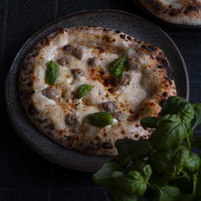 Pizzateig mit Lievito Madre